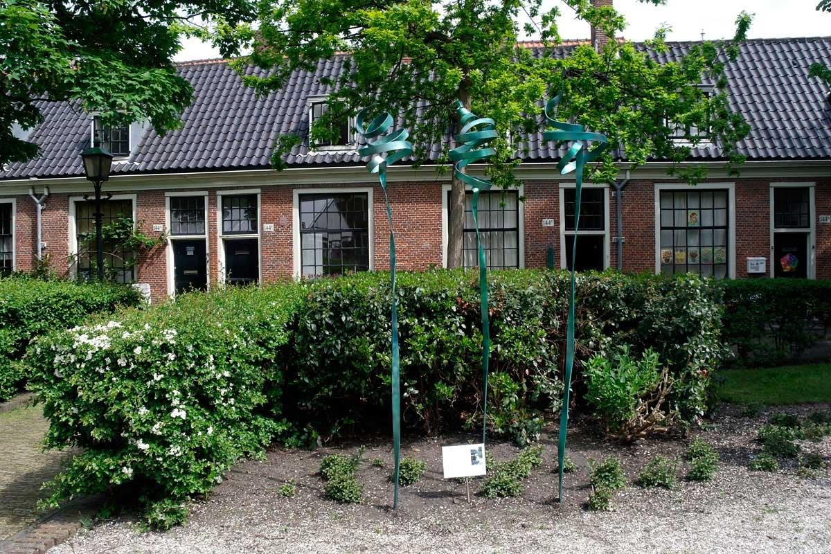 Vijfhoekkunstroute - Haarlem